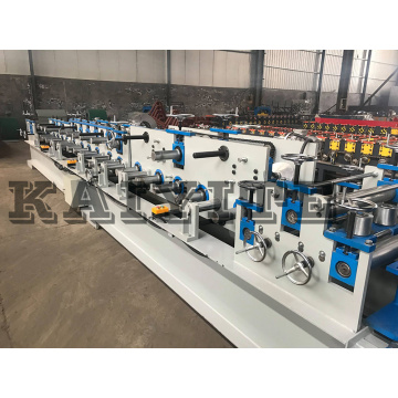 Automatic Punching C Channel Roll Forming Machine