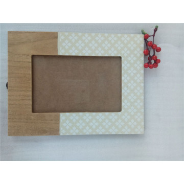 Printing Wooden Photo Frame