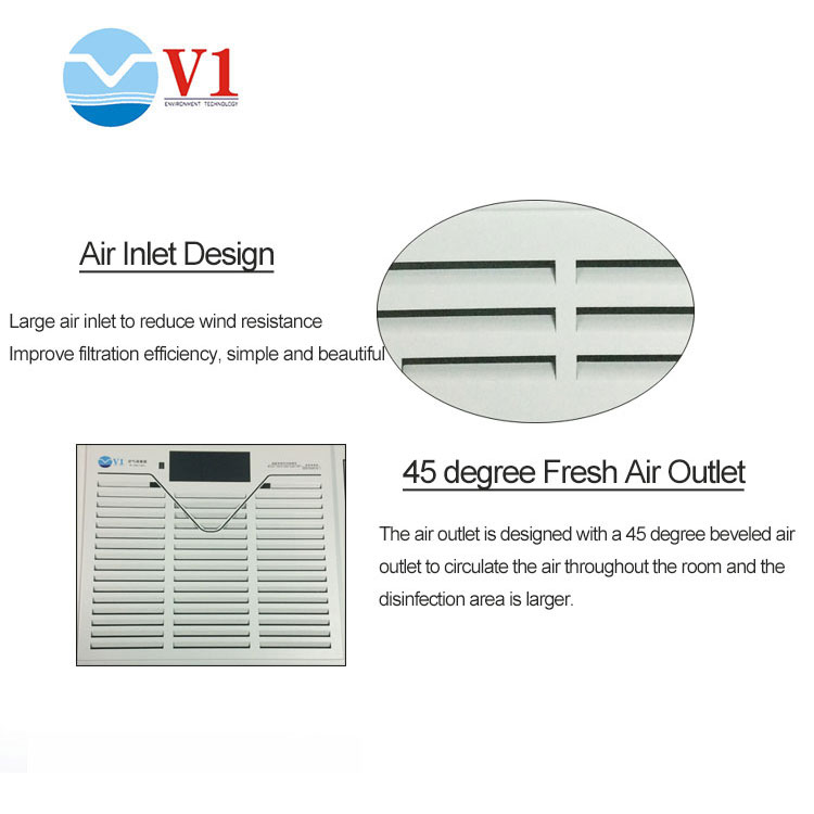 Ceiling Type Air Sterilizer Purifier Cleaner 3