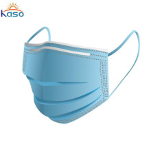 Non Woven Disposable 3 Ply Surgical Face Mask