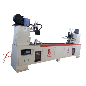 Automatic Welding Equipment with Steel Support