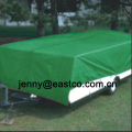 UV Treatment PE Tarpaulin Green Tarps