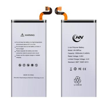 Samsung smartphone s8plus cell phone battery replacment