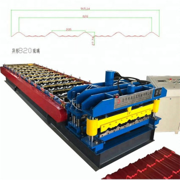 Dixin glazed tile making machine