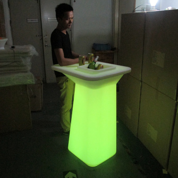 Led Bar Table Light Plastic Outdoor Wholesale