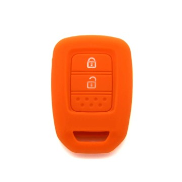 silicone key cover case for honda car keys