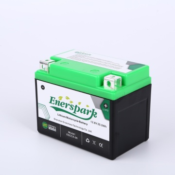 Lithium Kapaligirang Friendly E-trolley Starter Battery