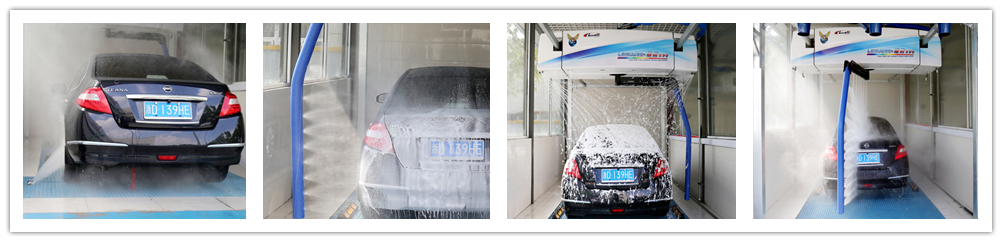 s90 touchless car wash machine