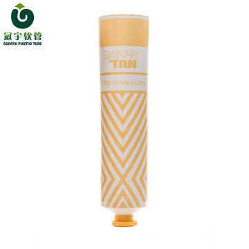 cosmetic aluminum-plastic tube for conditioner packaging