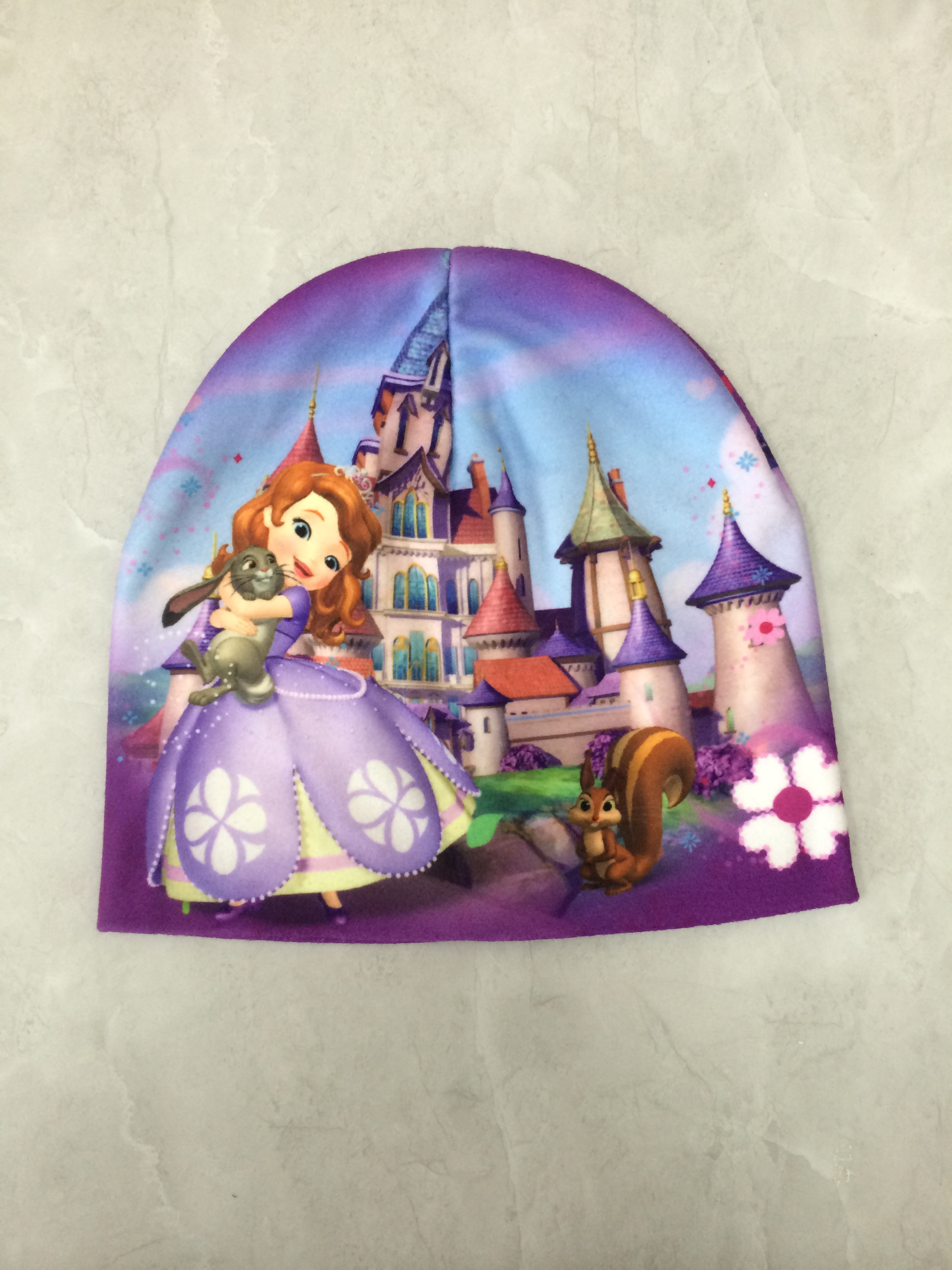 Sublimation Printing Winter Hat Sophia
