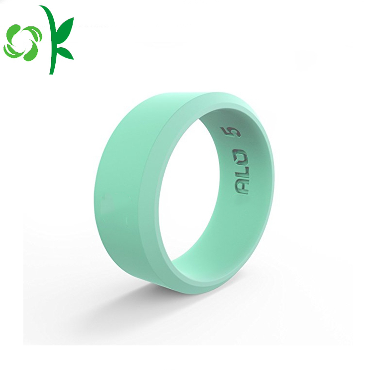 custom silicone ring