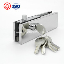 Square Stainless Steel Glass Patch Fitting