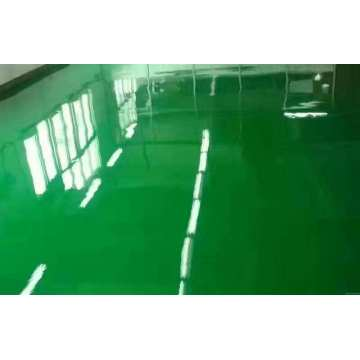 Indoor high-strength general-purpose epoxy bottom coating