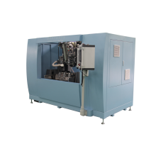 High Speed 3 Axis Roller Brush Machine