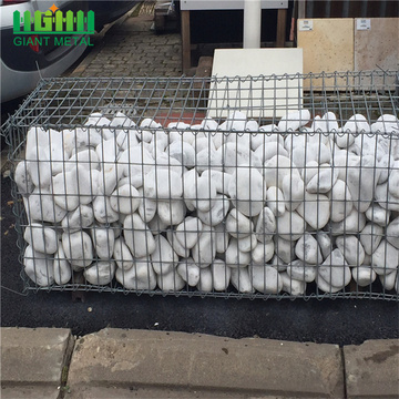 eco - friendly galvanized wire mesh gabion
