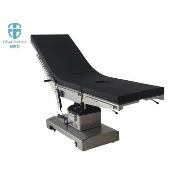 Electric control hydraulic operating table