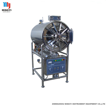horizontal high pressure vacuum autoclave steam sterilizer