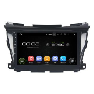 10,1 Inch Touch Screen Nissan Morano Car DVD Player