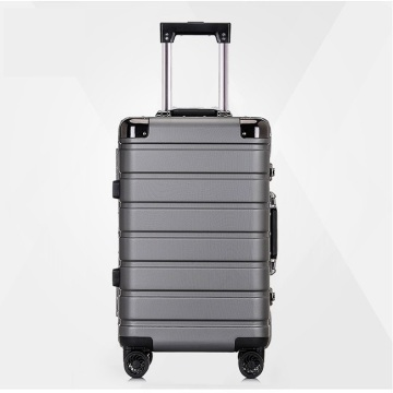 PC trolley luggage 360 degree universal wheels