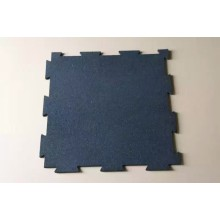 China Cheap price for Interlocking Rubber Gym Flooring interlocking fitness gym floor mat supply to Guatemala Supplier
