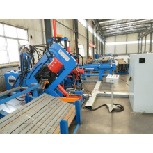 CNC Electric Power Transmission  Tower Processing Machine