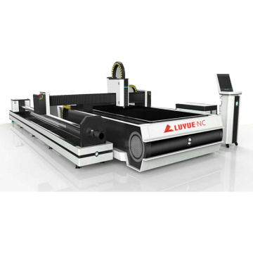 High-Quality 1000w Raycus Metal Fiber Laser Cutting Machine