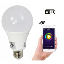 OEM Customized for Popular LED Wifi Bulb WIFI RGB Bulb Color Changing Smart Bulb export to Guam Manufacturer