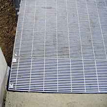 Galvanized Dense Steel Grating