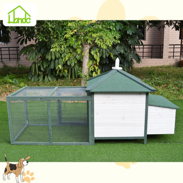 High quality wooden large chicken coop/hen house/rabbit cage