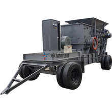 Industrial Mobile Crusher Equipment Machine