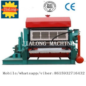 Different capacity paper egg tray machine