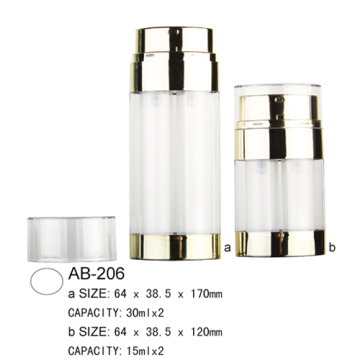 Airless Lotion Bottle AB-206