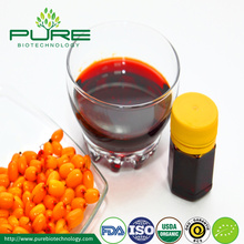 Bulk Organic Sea Buckthorn Seed & Fruit Oil