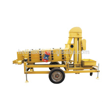 factory customized for Seed Cleaning Plant Grain Seed Cleaner Grader export to Japan Wholesale