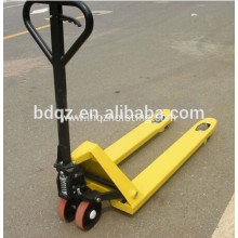Good Quality for Hydraulic Hand Pallet Truck 1.5 ton Nylon Wheels Hand Pallet Truck export to South Korea Importers