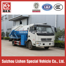 Dongfeng Small Mini Suction Sewage Truck Fecal