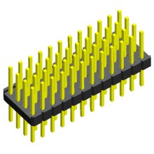 2.54mm Pin Header Four Row Straight Type