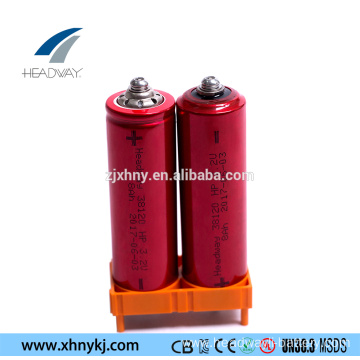 rechargeable lifepo4 battery 38120HP 3.2V 8Ah for hev