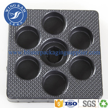 China New Product for Custom Shape Thermoforming Tray Customized High-quality Plastic Blister For Pet With Food supply to Comoros Factory