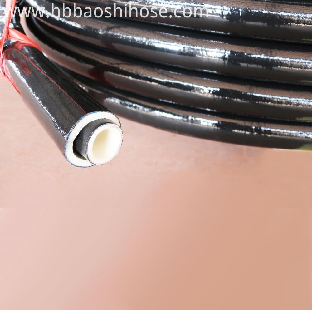 Flexible Gas Transmmission Composite Pipe