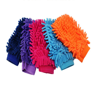 Microfiber Chenille Cleaning Glove