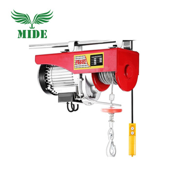Small micro electric hoist mini type PA 100-2000