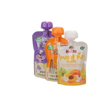 Water & Juice Spout Pouch with handle