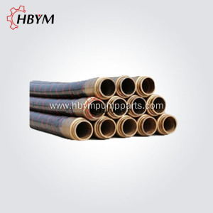 Long Lifetime Durable Concrete Pump End Hose