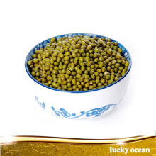 Green mung beans after sleceted