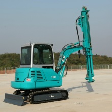 New Arrival China for Helical Pile Driver High Efficiency Screw Pile Driver machines supply to Tanzania Manufacturers