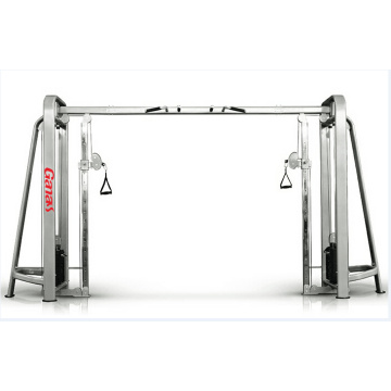 Commercial Gym Exercise Equipment Cable Crossover