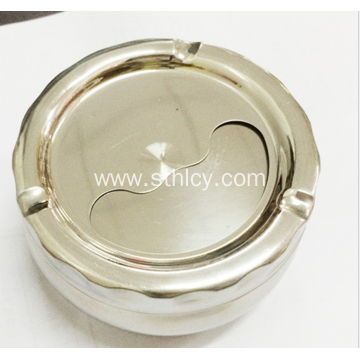 High-grade Windproof Stainless Steel Ashtray