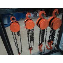Chinese Professional for HSZ Round Type Chain Block High Strength Chain Hoist for Lifting export to Italy Factory