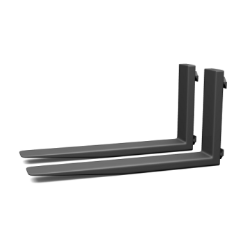 Pin type 10ton forklift forks for sale
